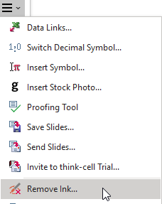 How to use presentation tools :: think-cell